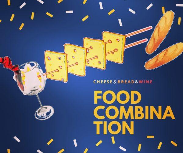 FOOD COMBINATION!!